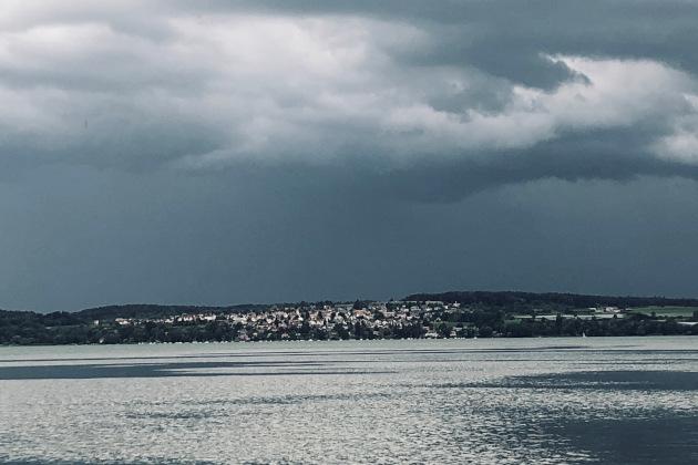Bedrohlicher Bodensee