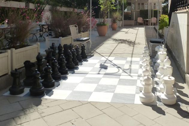 Schach, der Inbegriff des Strategie-Spiels