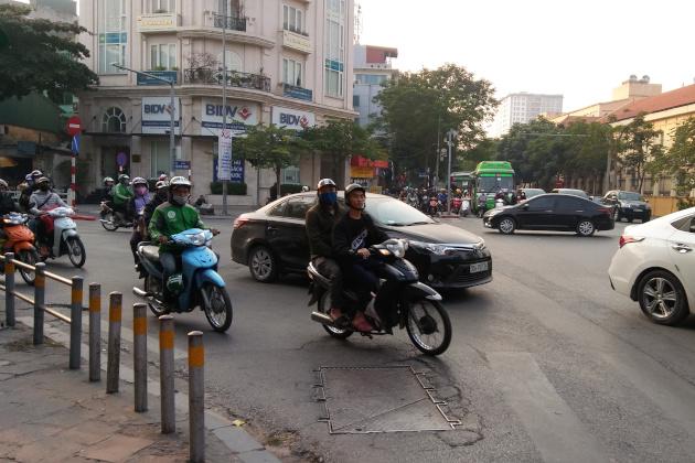 Wenn der Verkehr trotzdem läuft